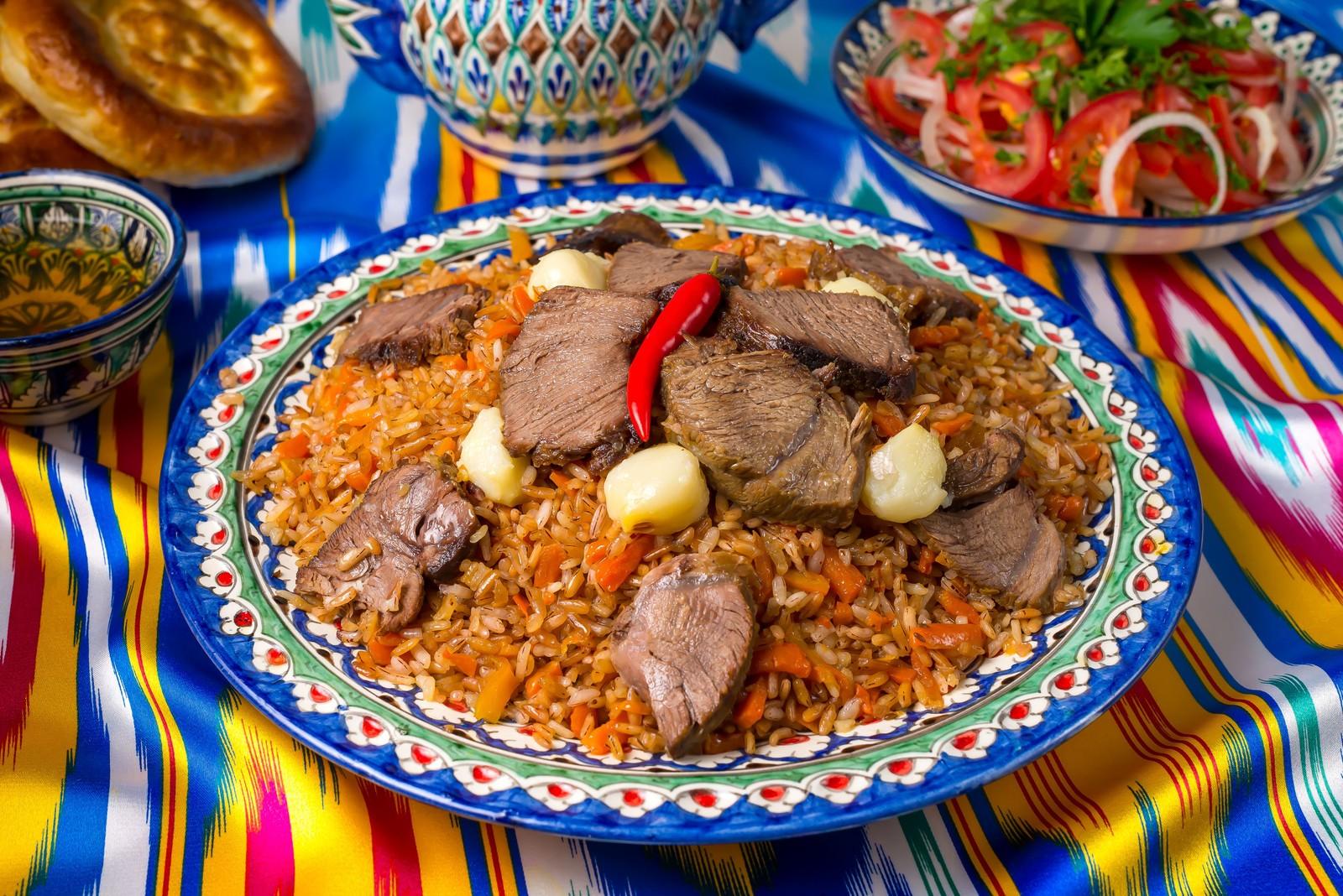 нашем меню узбекской кухни с фото пошагово насчёт