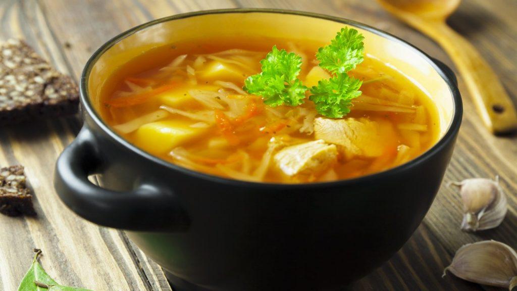 супы щи борщи - Щи фото