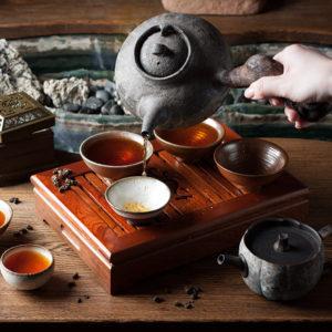 история чая