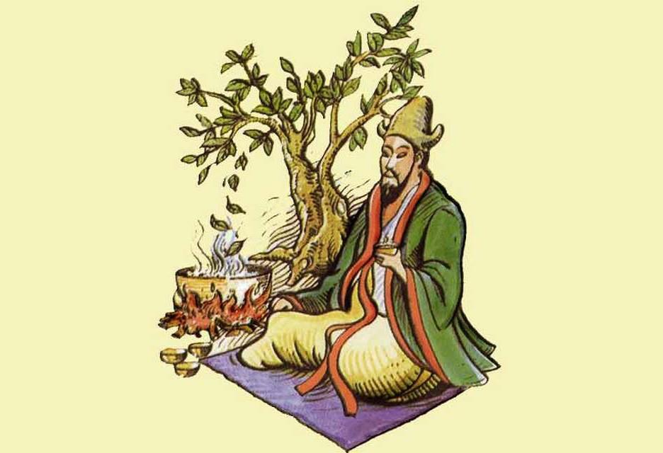 История чая: Шень Нун и чай