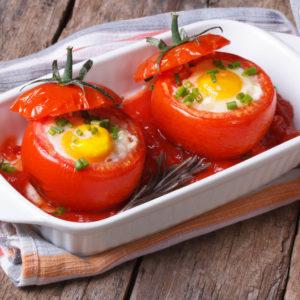 помидоры фаршированные