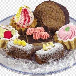 пирожные ассорти