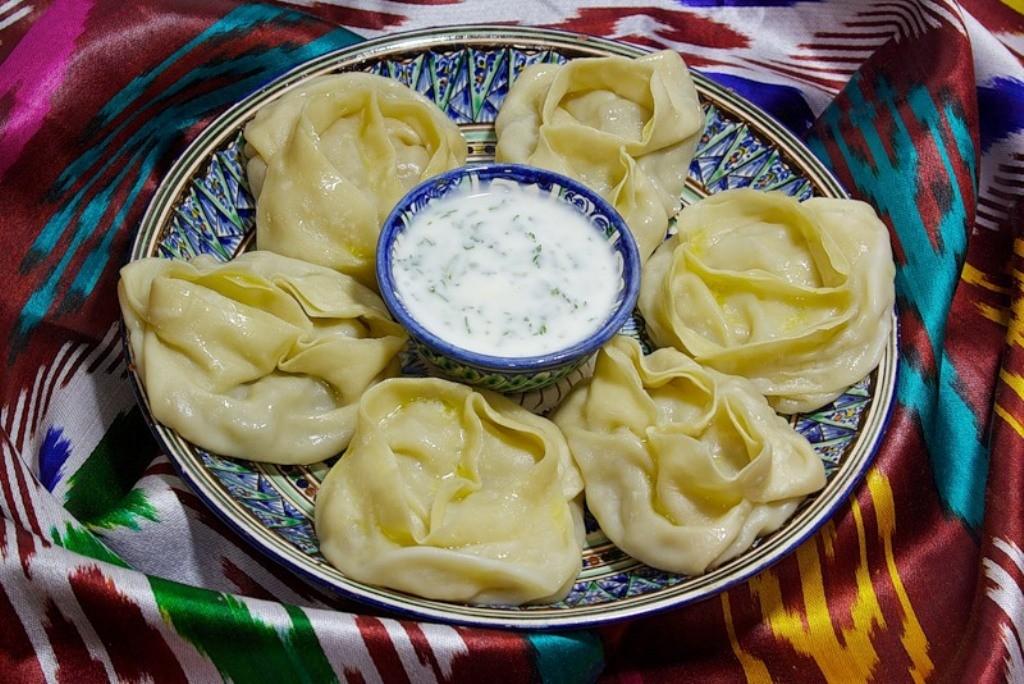 узбекские манты фото