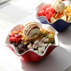 фрукты десерт