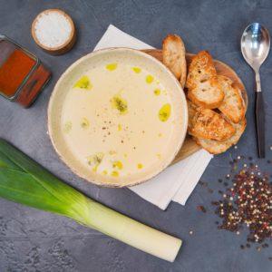 крем-суп вишисуаз