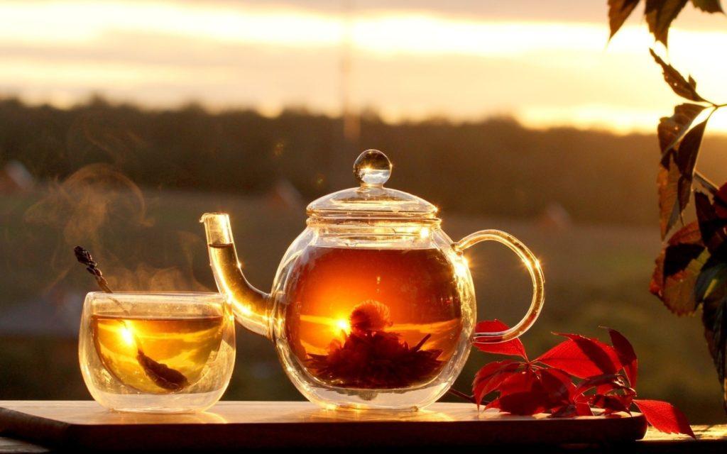 особый чай