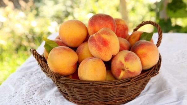 янтарное варенье из персиков