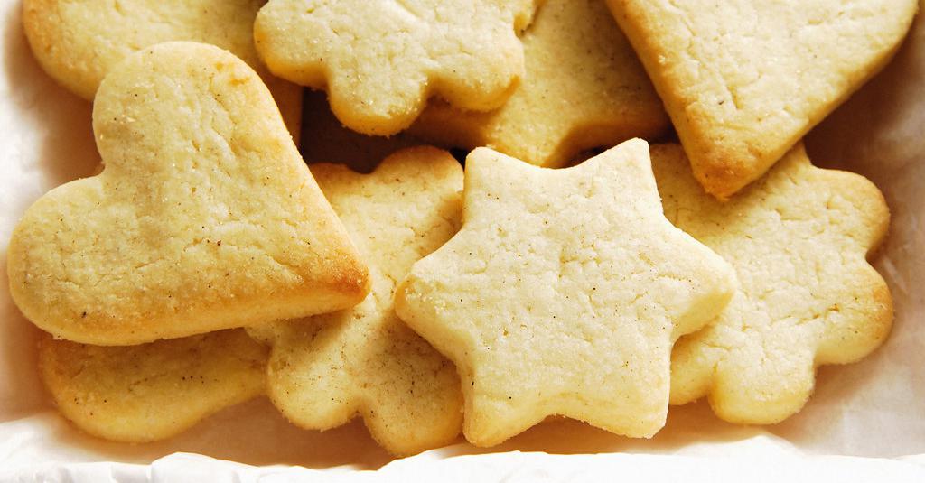 печенье по старинному рецепту